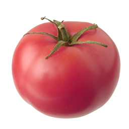 Rosafarbene Tomaten